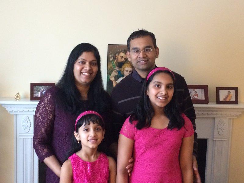 Sunil & Christina Joseph